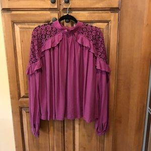 Free People Blouse size M